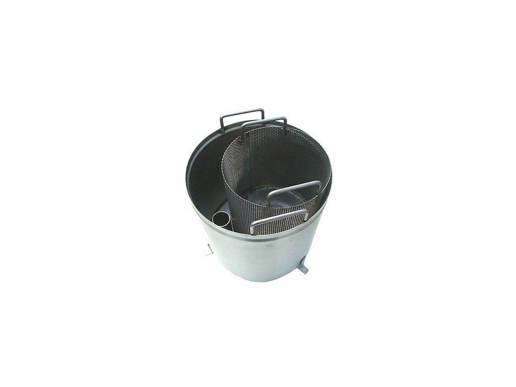 Lapač šúp a škrobu pre škrabky 6 kg