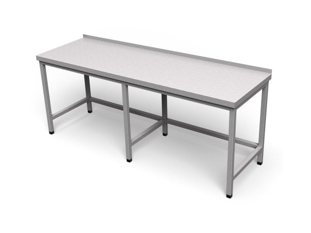 Pracovný stôl dlhý PS 02