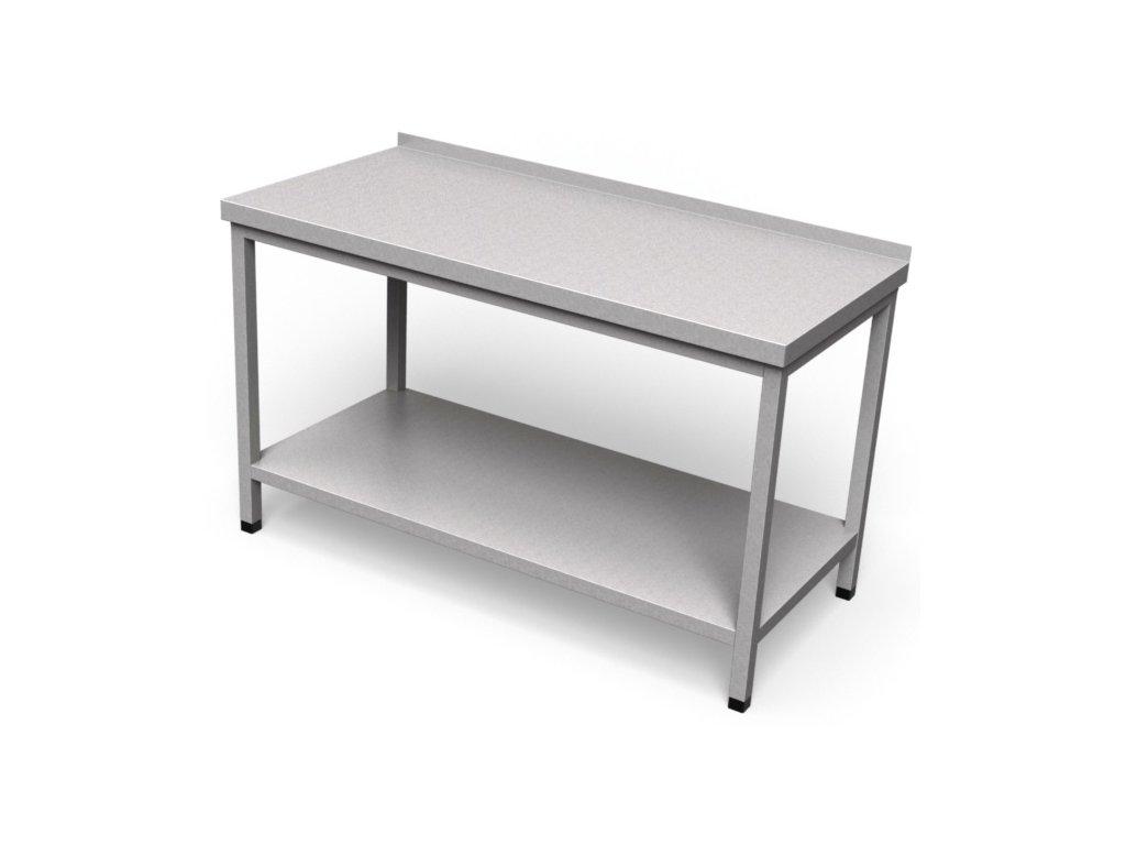 Pracovný stôl s policou PS 03