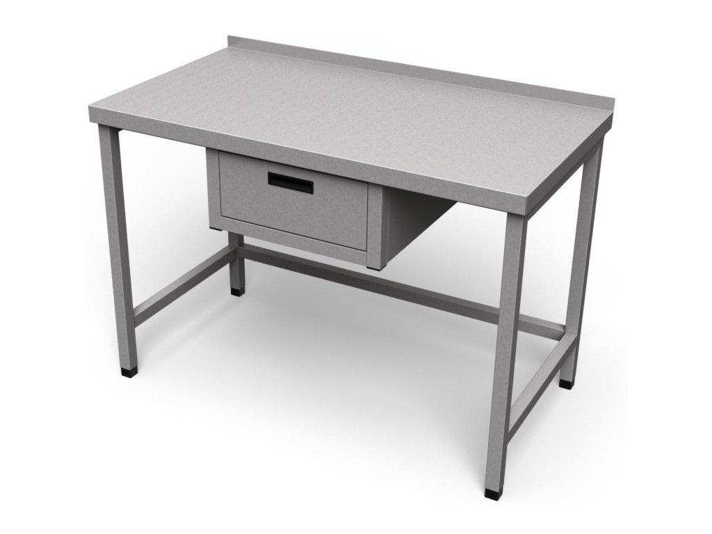 Pracovný stôl so zásuvkou PS 13
