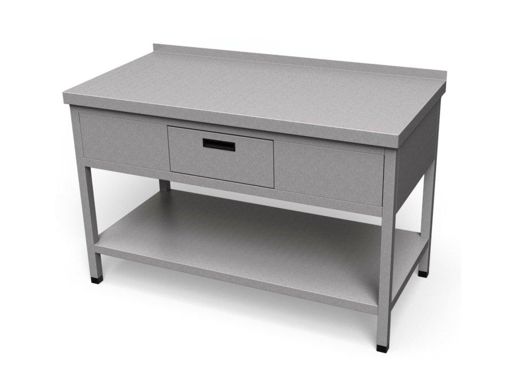 Pracovný stôl so zásuvkou PS 14