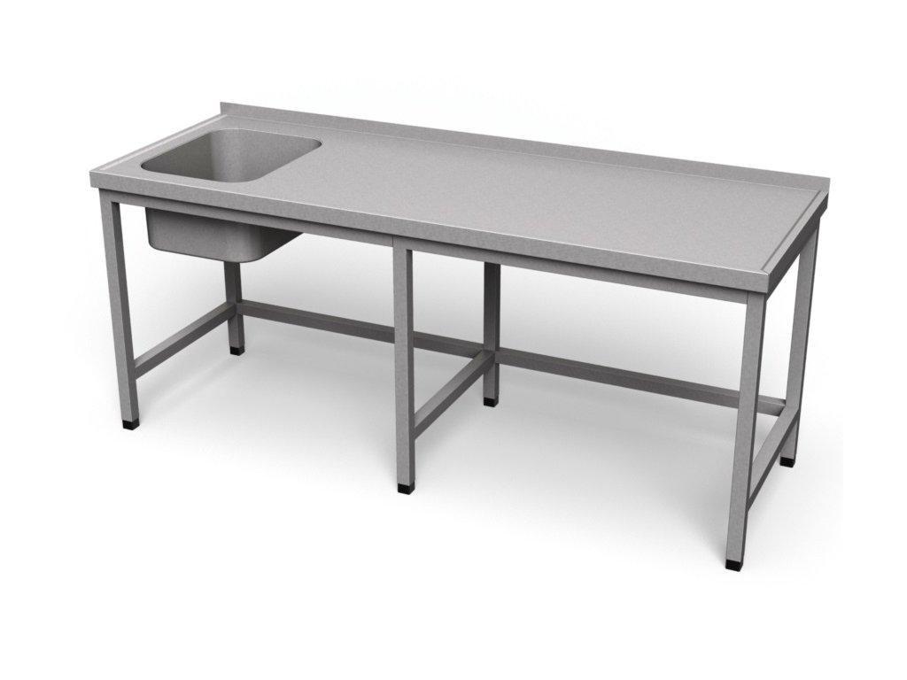 Umývací stôl dlhý US 02