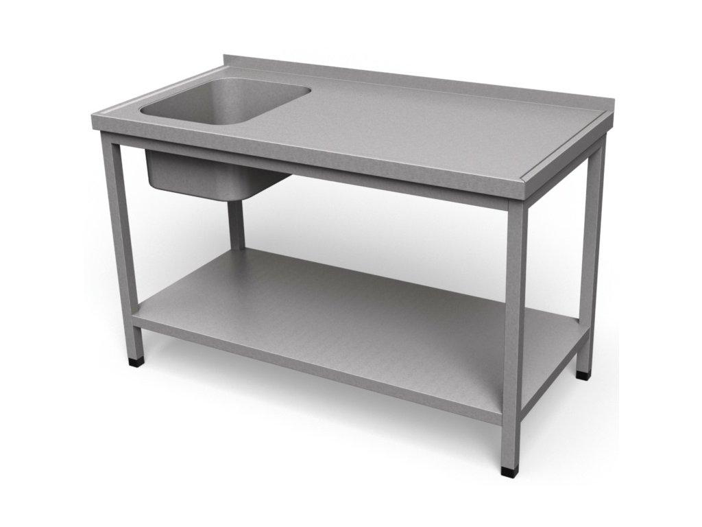 Umývací stôl s policou US 03