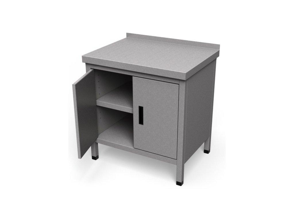Pracovný stôl uzatvorený PS 33
