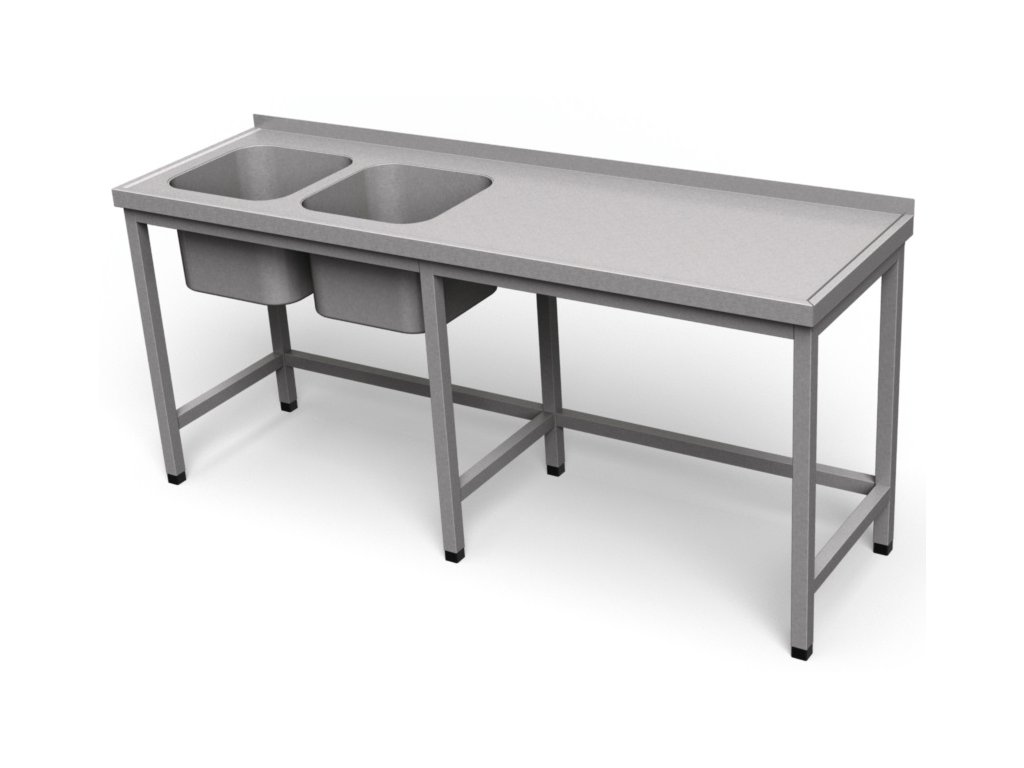 Umývací stôl dlhý US 21