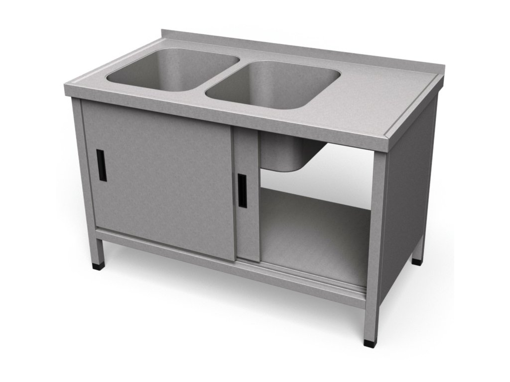 Umývací stôl s krytovaním US 36