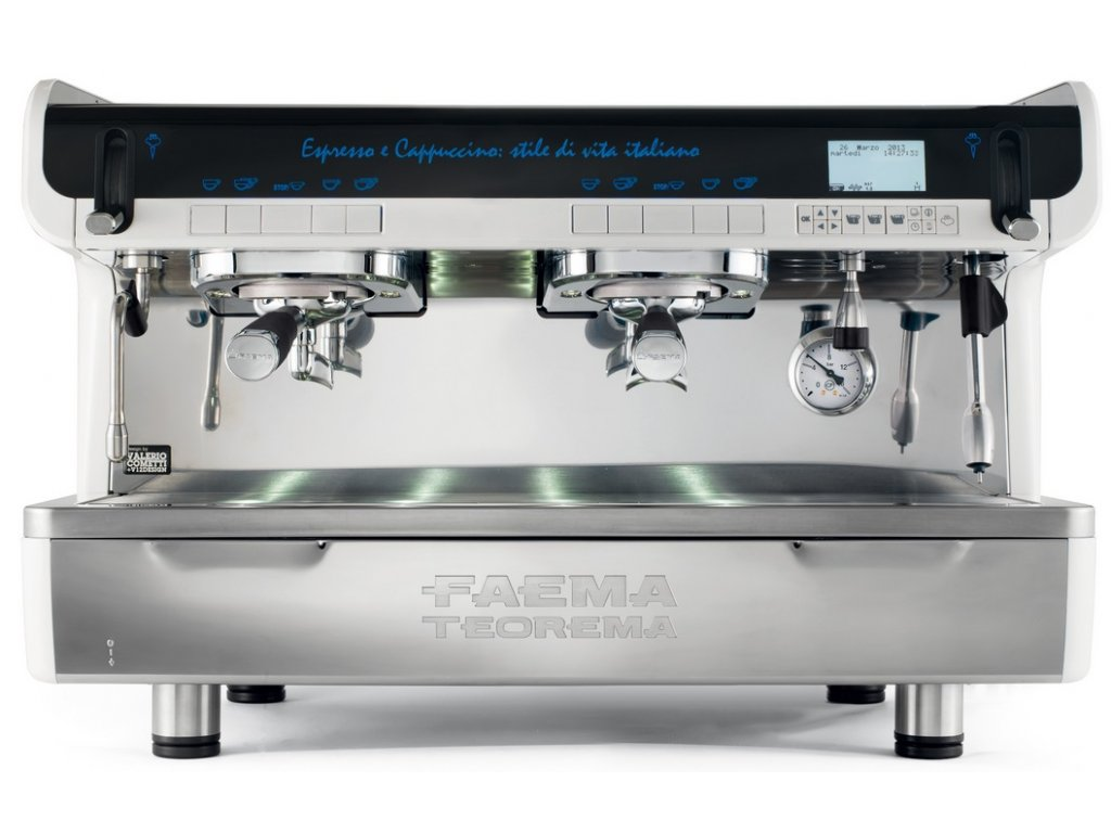 Kávovar FAEMA TEOREMA2