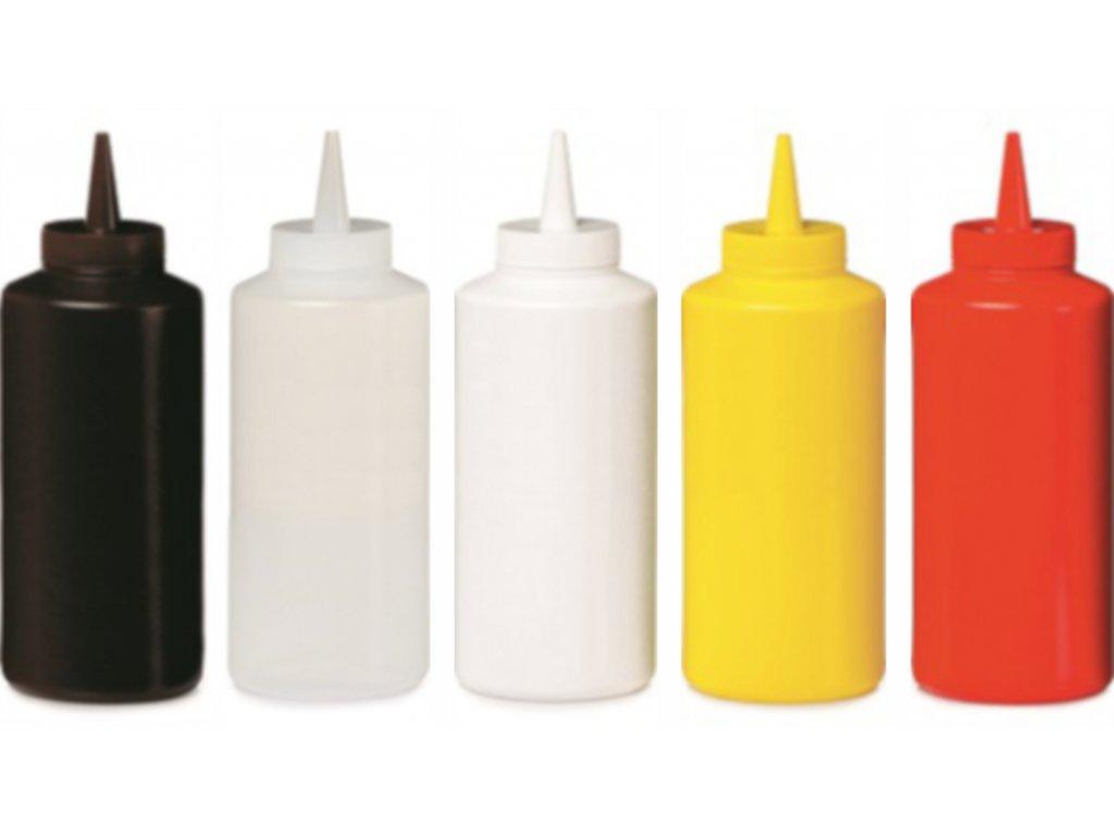 fľaše dávkovacie 420 ml