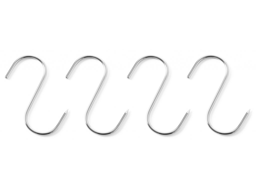 masiarske haky 9x0,4 cm