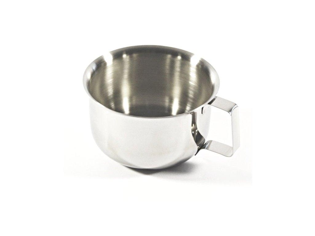 miska na polievku nerezova 0,4 l