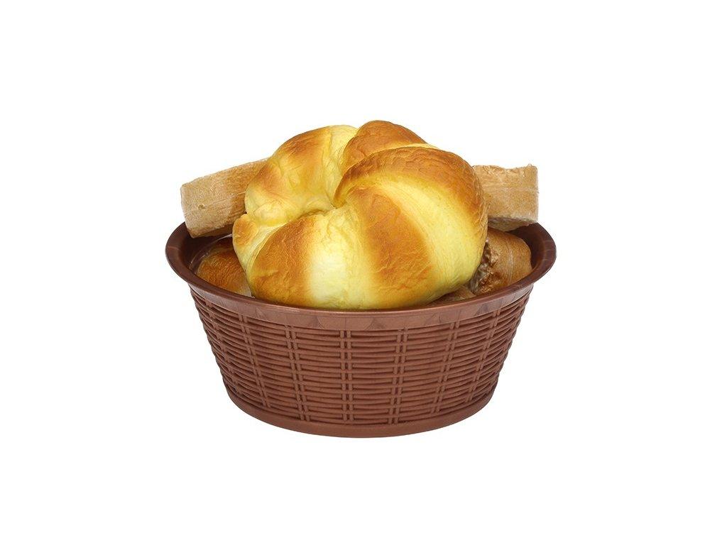 Košík na pečivo Ø19x7,5 cm