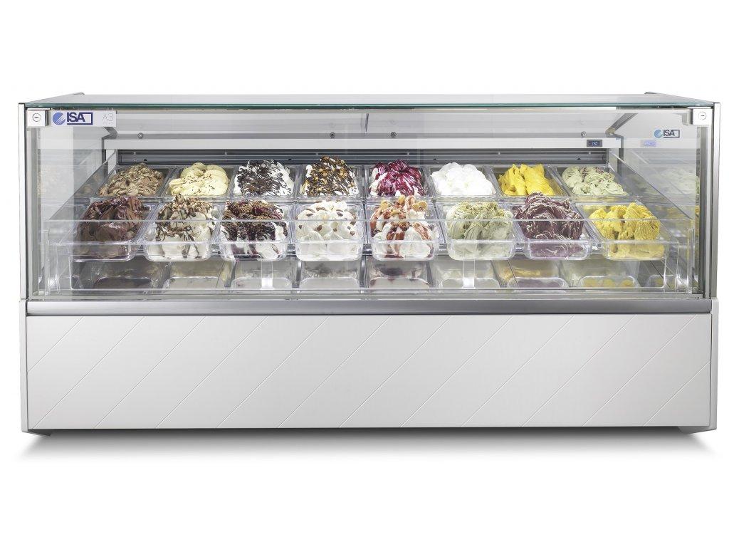Zmrzlinová vitrína Supershow