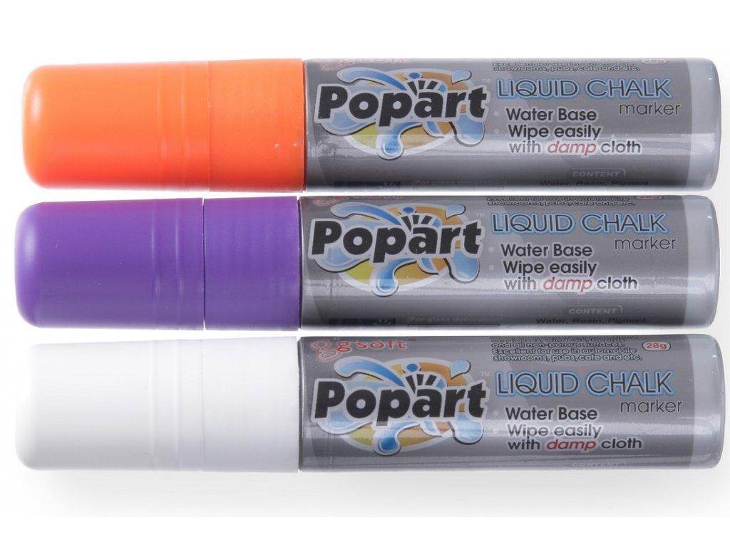 fixky na tabulu 15 mm biela fialova oranzova