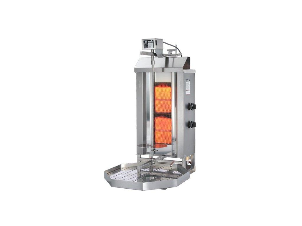 Plynový stroj na kebap GD2