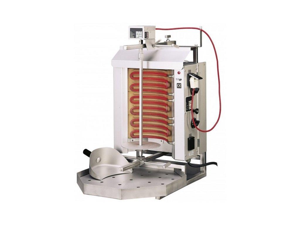 Elektrický stroj na kebap E1