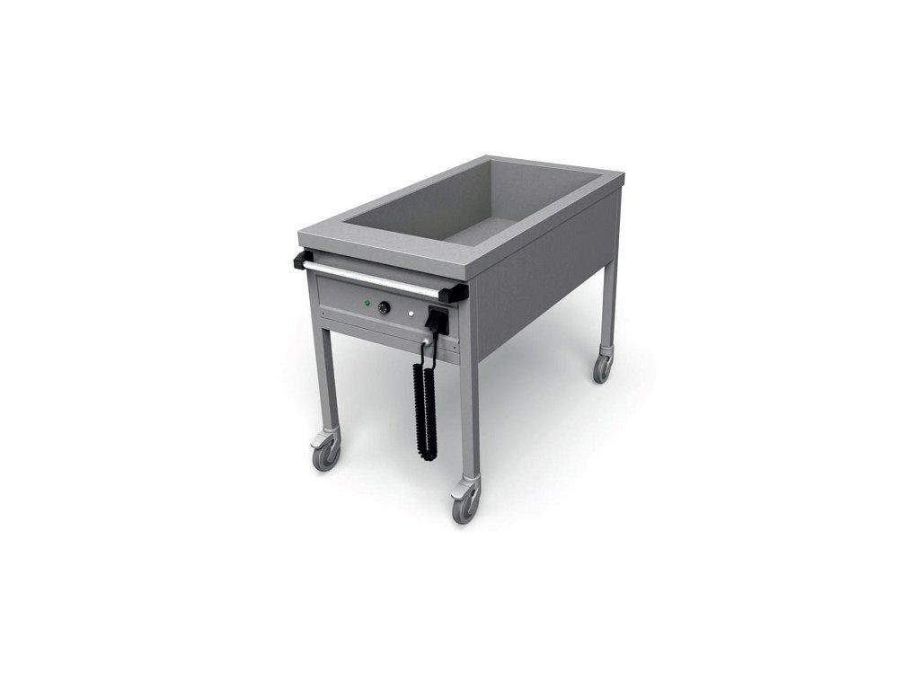 Ohrevný vozík na 3x GN1/1