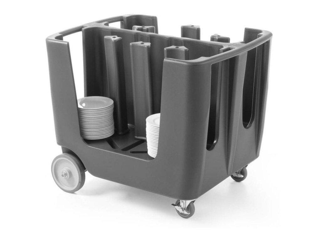 vozík na taniere 123