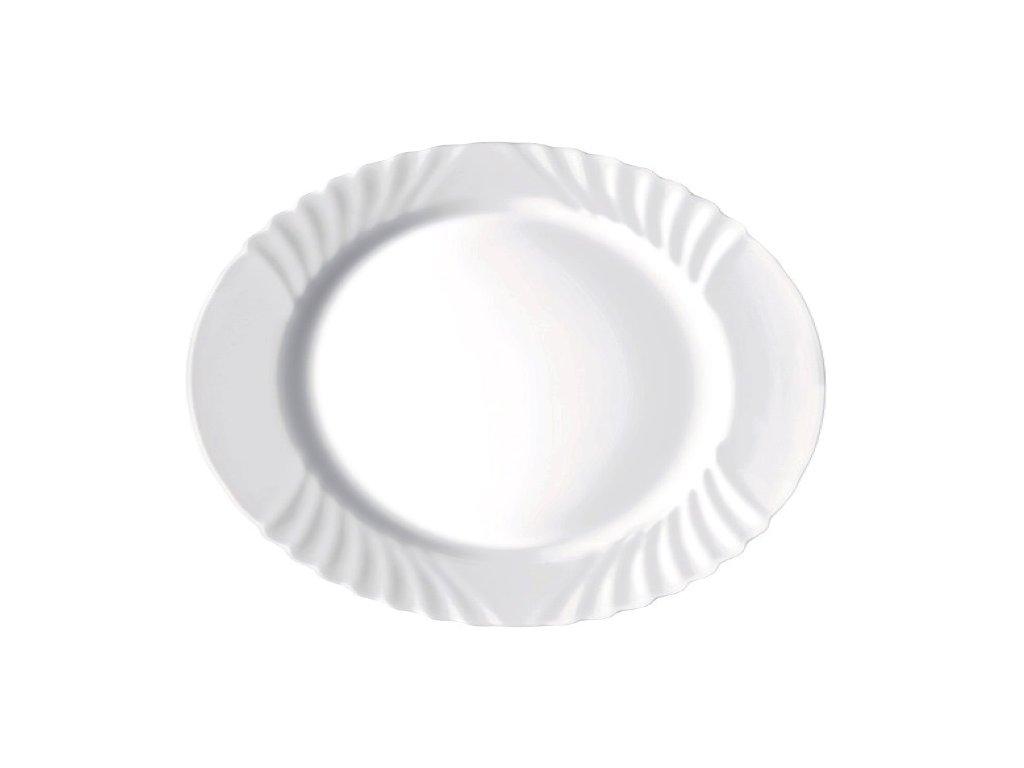 tanier ovalny