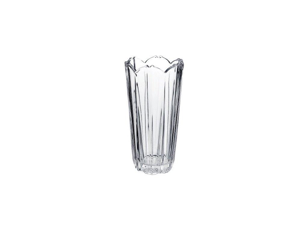 COROLLA váza sklenená 23 cm