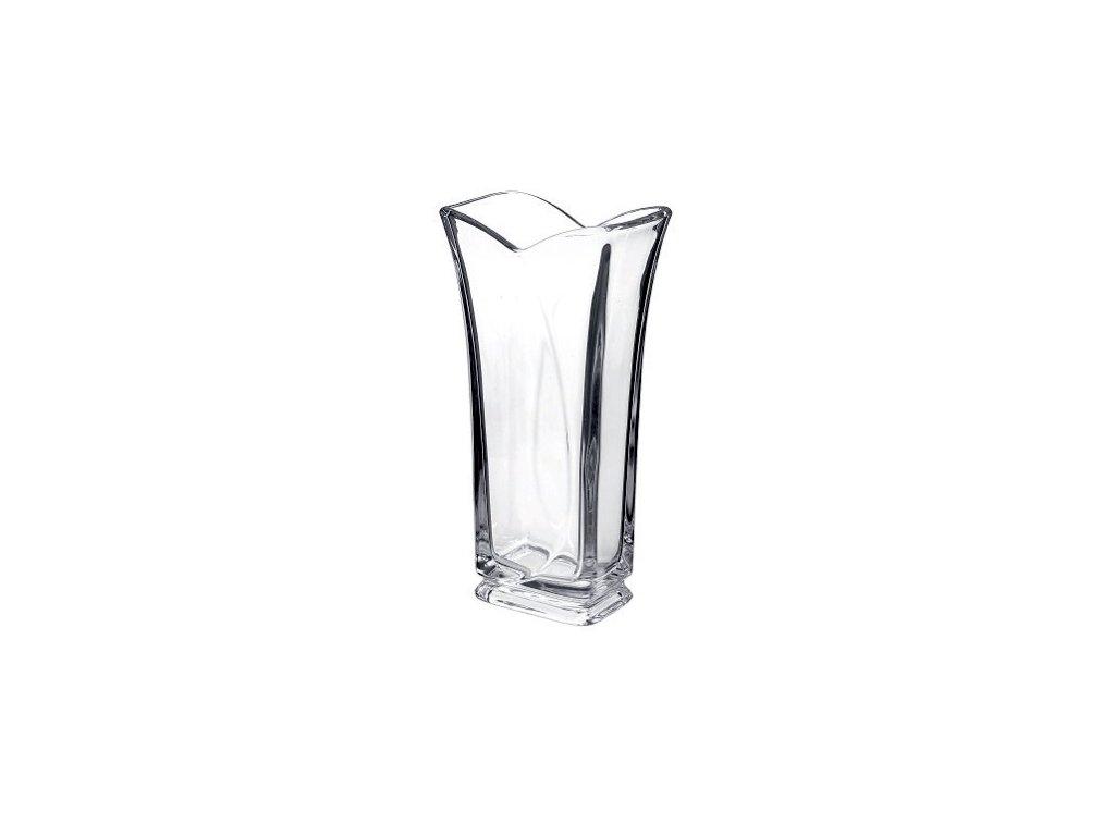 VINCIANA váza sklenená 23 cm