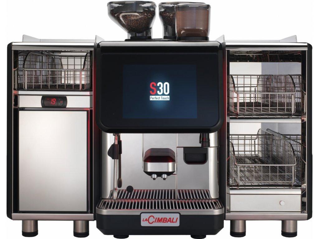 Kávovar plnoautomatický S30
