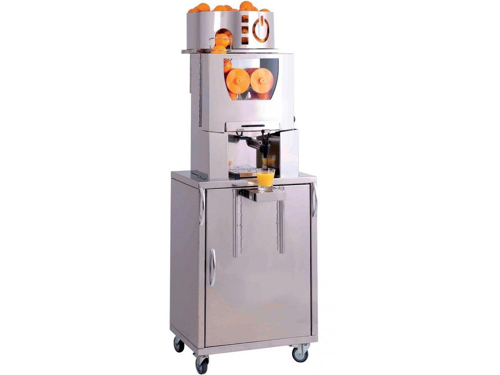 Odšťavovač samoobslužný - 24 ks/min