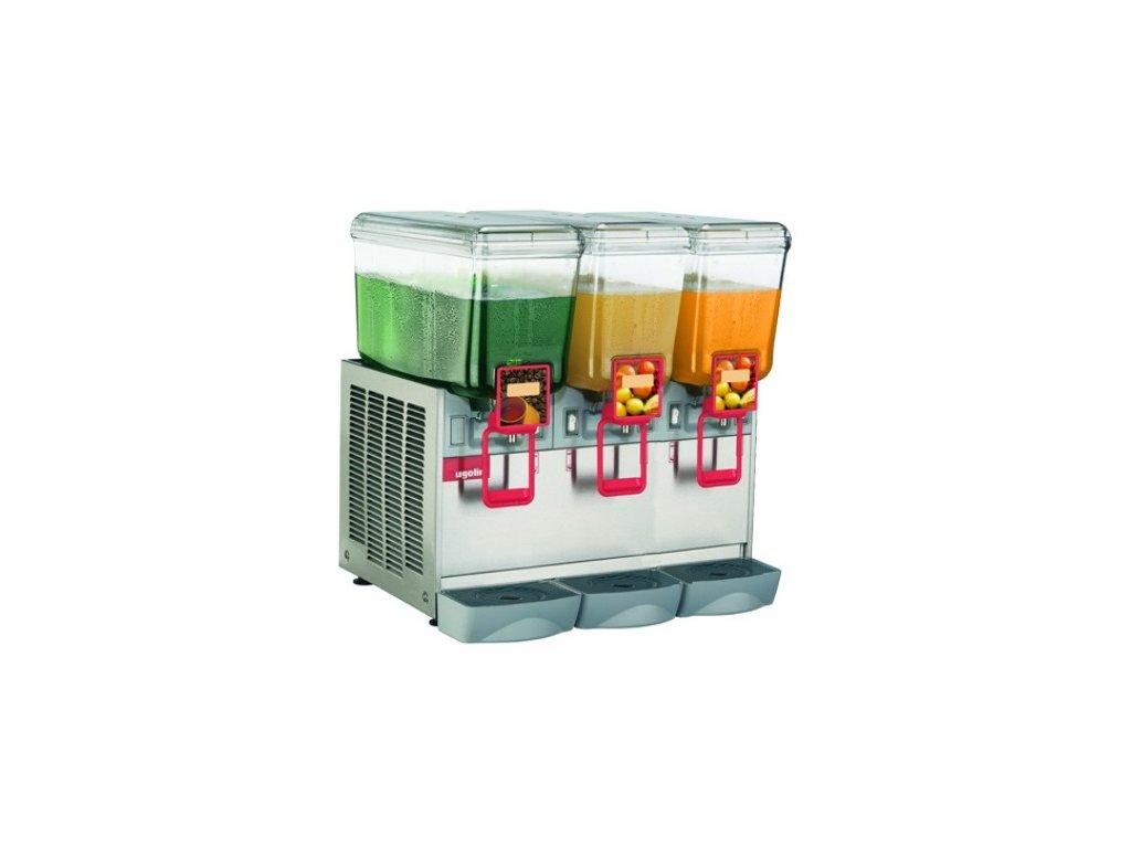 chladic napojov 3x12 l
