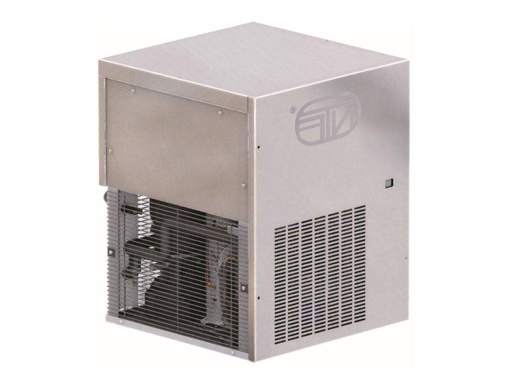 Výrobník ľadovej drte-modulárny 128 kg