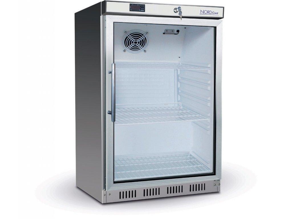Chladnička podpultová 130 l