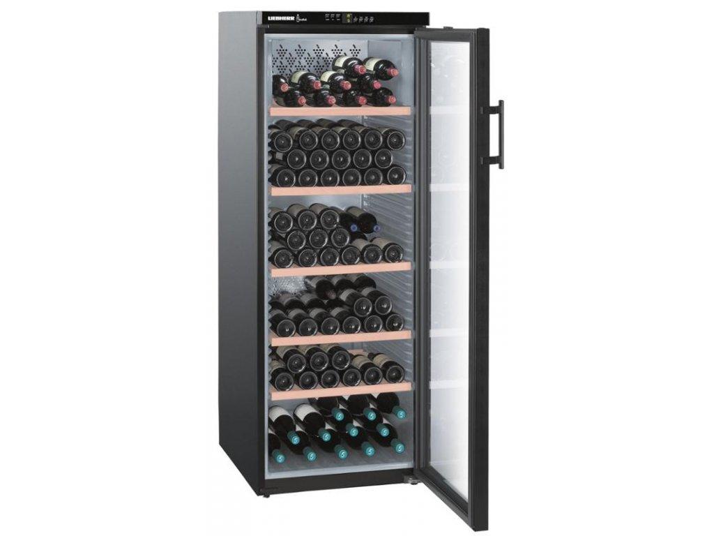 chladnicka na vino 66x67x166 cm