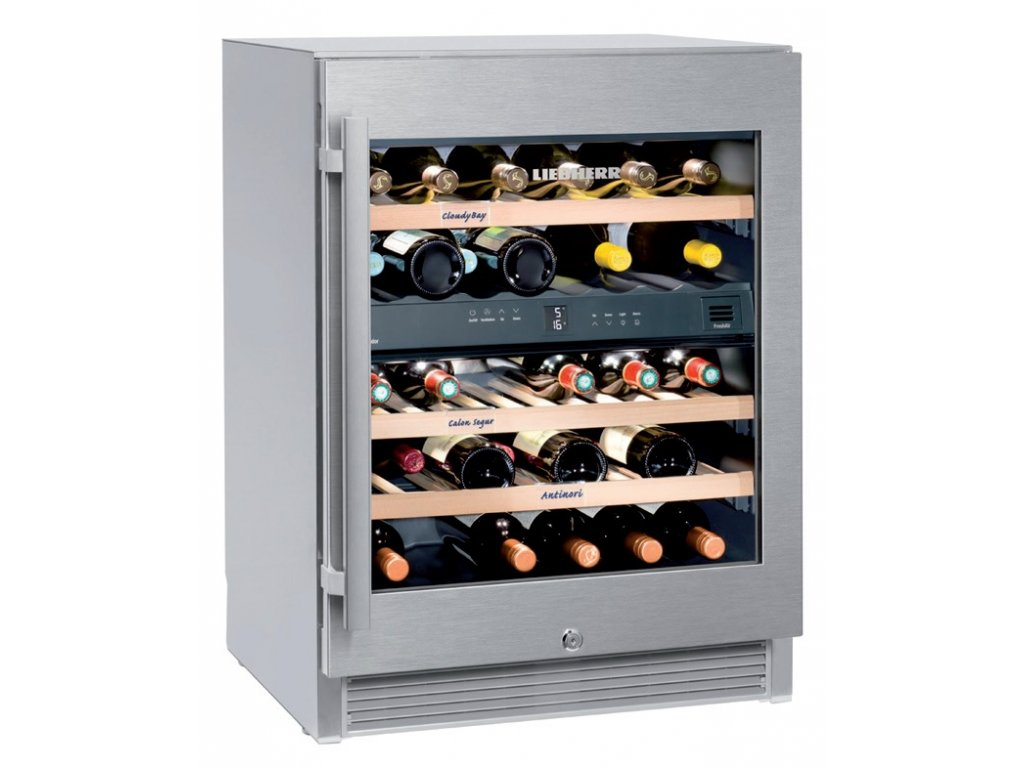 Chladnička na víno - 60x58x83 cm
