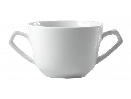 """Miska """"HOTEL"""" na polievku porcelánová 400 ml"""