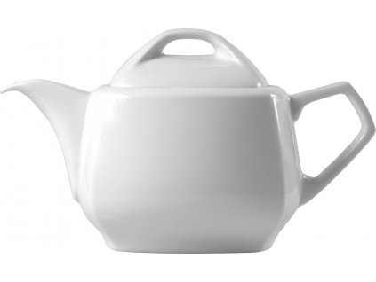 "Kanvica ""HOTEL"" na čaj porcelánová 1,1 l"