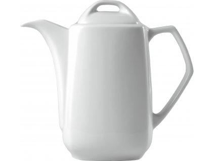"""Kanvica """"HOTEL"""" na kávu porcelánová 1,2 l"""