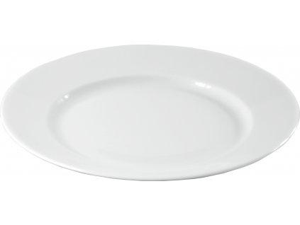 """Tanier plytký """"HOTEL"""" porcelánový Ø 17 cm"""