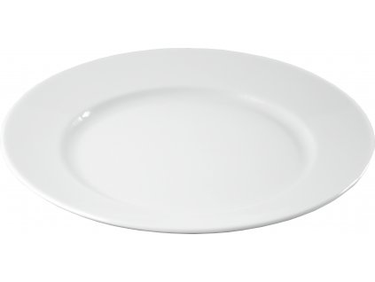 """Tanier plytký """"HOTEL"""" porcelánový Ø 19 cm"""