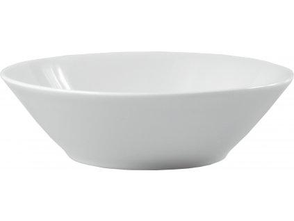 """Miska """"HOTEL"""" na šalát porcelánová Ø 13 cm"""