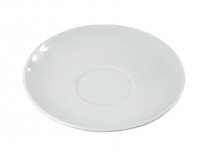 """Podšálka """"HOTEL"""" porcelánová Ø 12,5 cm"""
