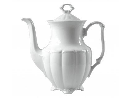 """Kanvica """"BAROK"""" na kávu porcelánová 1,6 l"""