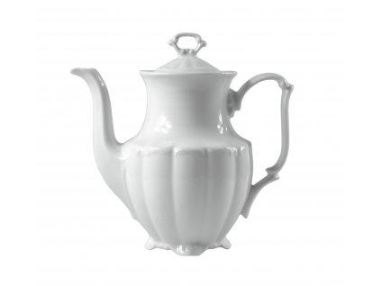 """Kanvica """"BAROK"""" na kávu porcelánová 1,1 l"""