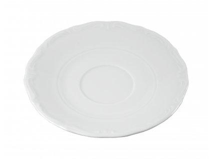 """Podšálka """"BAROK"""" porcelánová Ø 15,7 cm"""