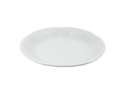 """Tanier plytký """"CASTELLO"""" porcelánový Ø 19 cm"""