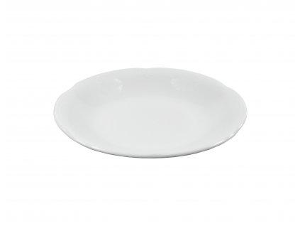 """Tanier plytký """"CASTELLO"""" porcelánový Ø 17 cm"""