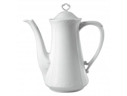 """Kanvica """"CASTELLO"""" na kávu porcelánová 1,2 l"""