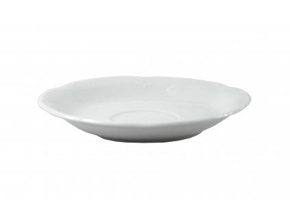"""Podšálka """"CASTELLO"""" porcelánová Ø 15,5 cm"""