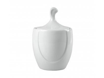 "Miska ""DELTA"" na cukor porcelánová 250 ml"