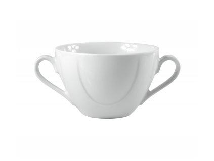 "Miska ""DELTA"" na polievku porcelánová 330 ml"