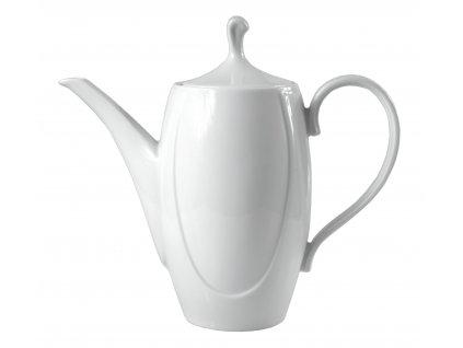 """Kanvica """"DELTA"""" na kávu porcelánová 1,5 l"""