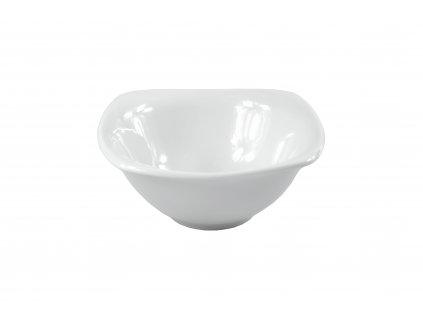 "Miska ""OPERA"" na šalát porcelánová 13,5x13,5 cm"
