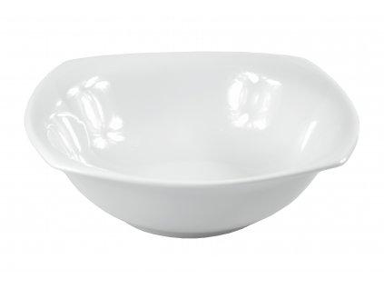 """Misa """"OPERA"""" na šalát porcelánová 20,5x20,5 cm"""